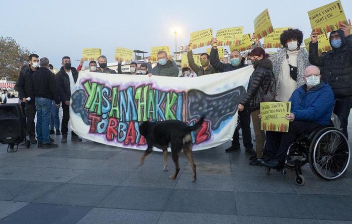 Kadıköy, Torba Yasa'ya karşı