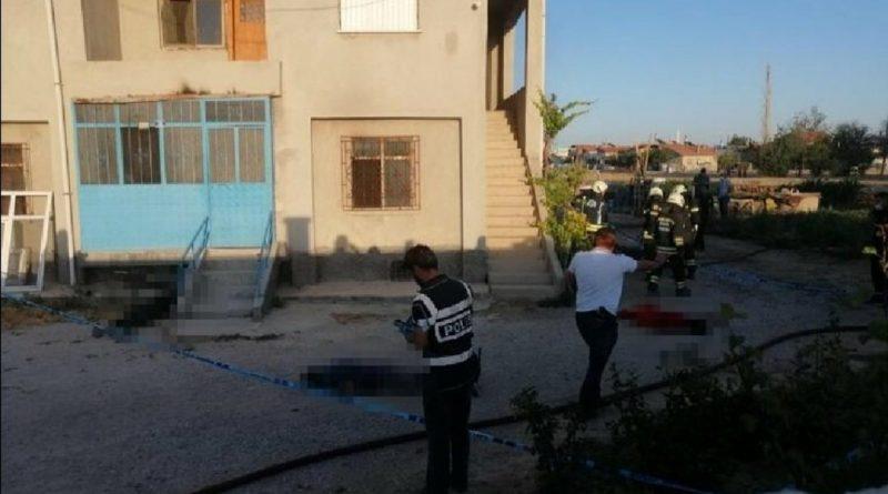 Konya'da Irkçı Saldırıya Uğrayan Kürt Ailenin Evine Silahlı Saldırı:  Aynı Aileden 7 kişi Katledildi